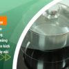 Tiết kiệm điện năng bếp từ Cata