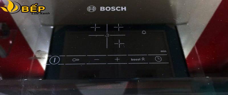 Bếp TừBoschPUC631BB2E bảng điều khiển